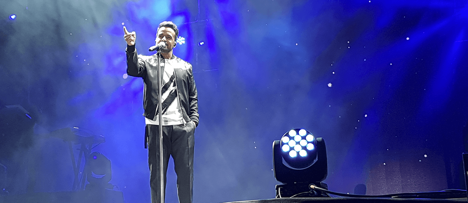Love and Dance World Tour: Concierto de Luis Fonsi en Tenerife 2017