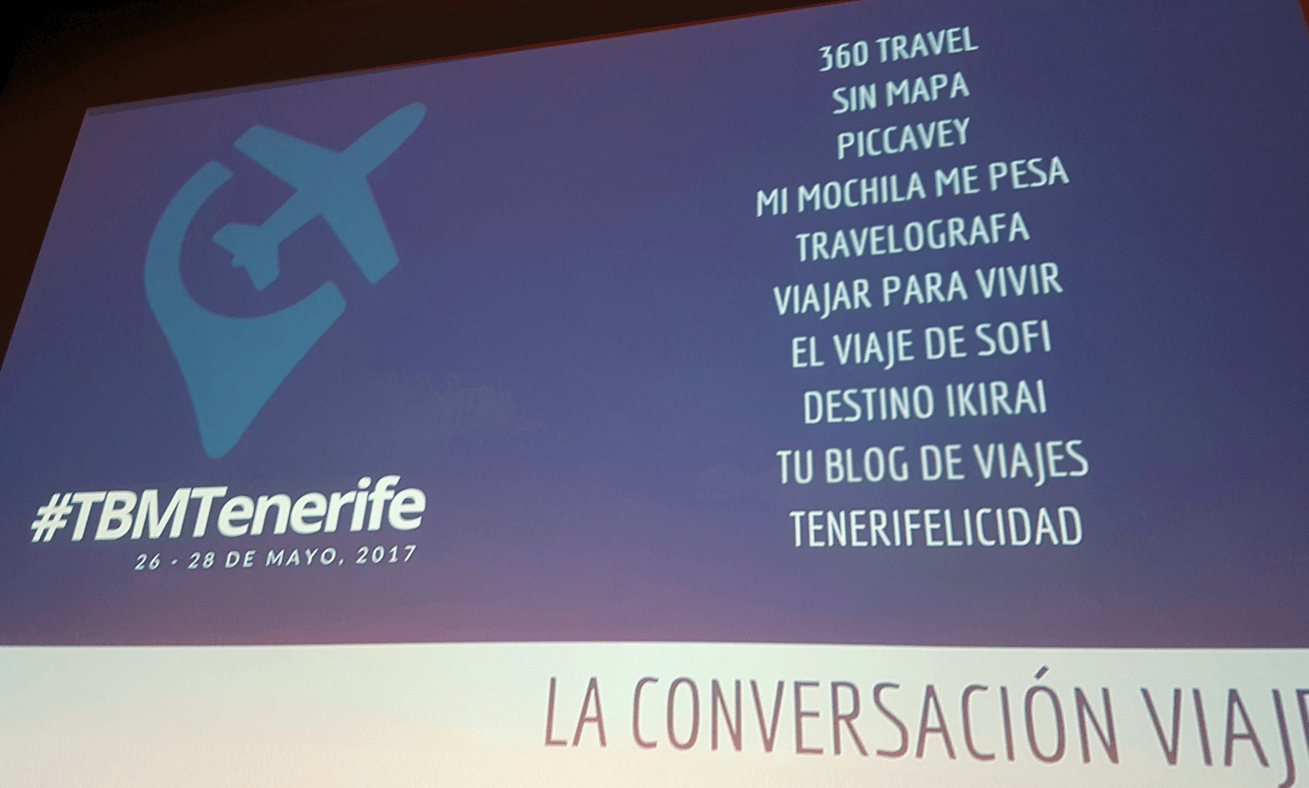 travel blogger meeting tenerife charla viajera 1